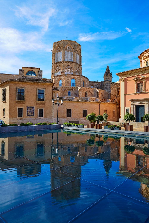 basilica de los desamparados en valencia