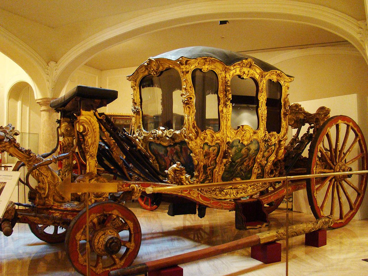 carroza museo nacional de ceramica valencia