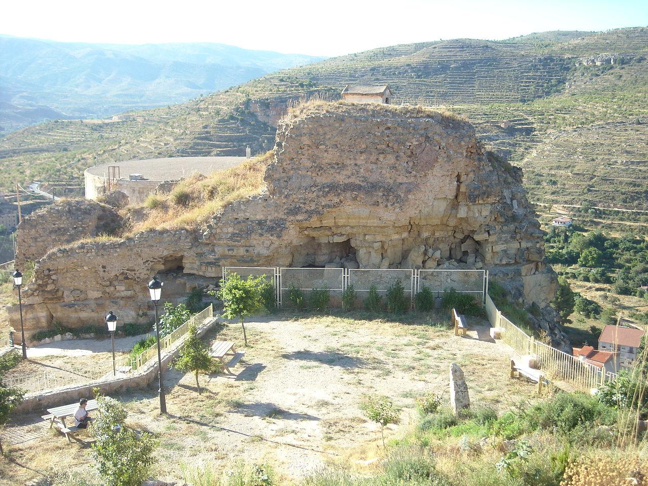 castillo de ademuz