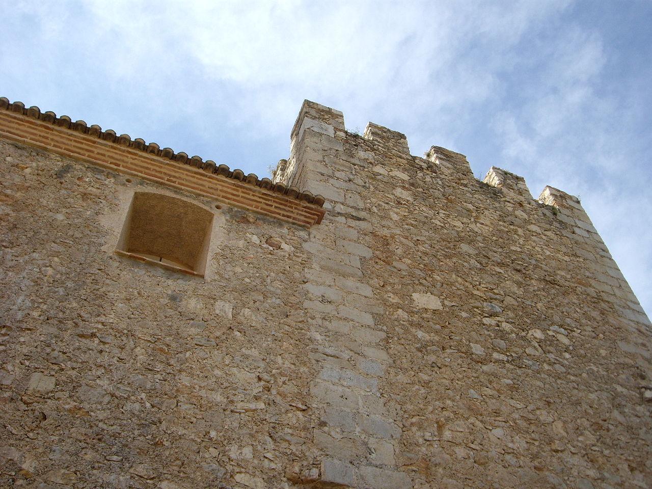fachada monasterio valldigna