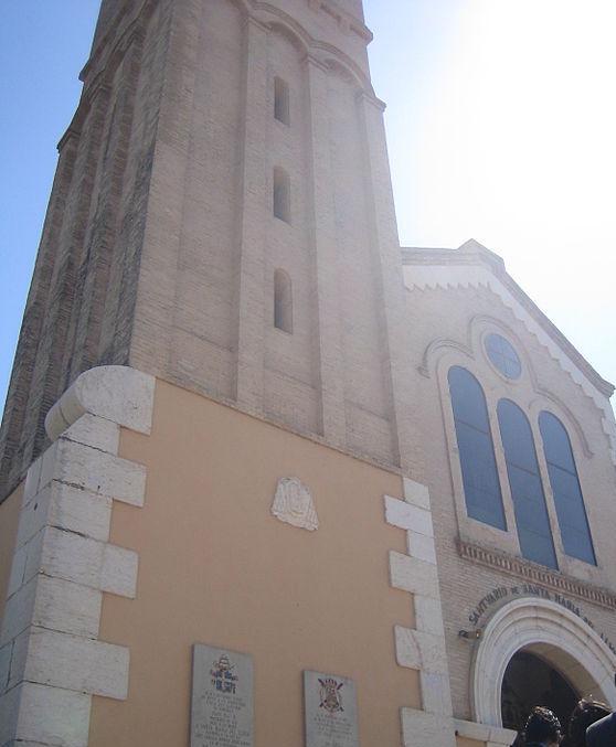 iglesia de alzira