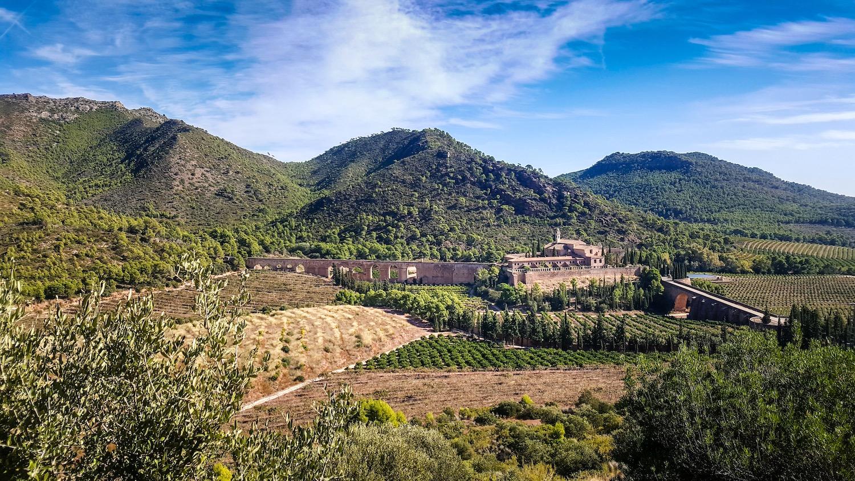 monasterio sierra calderona