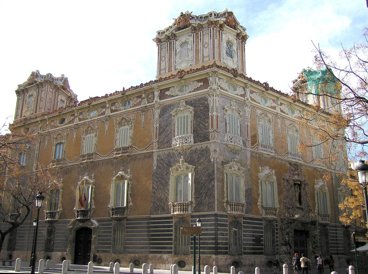 museo nacional de ceramica gonzalez marti