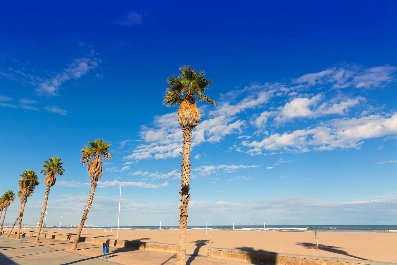 Paseo de la Playa La Patacona