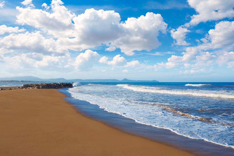 Playa de Las Marinas Denia
