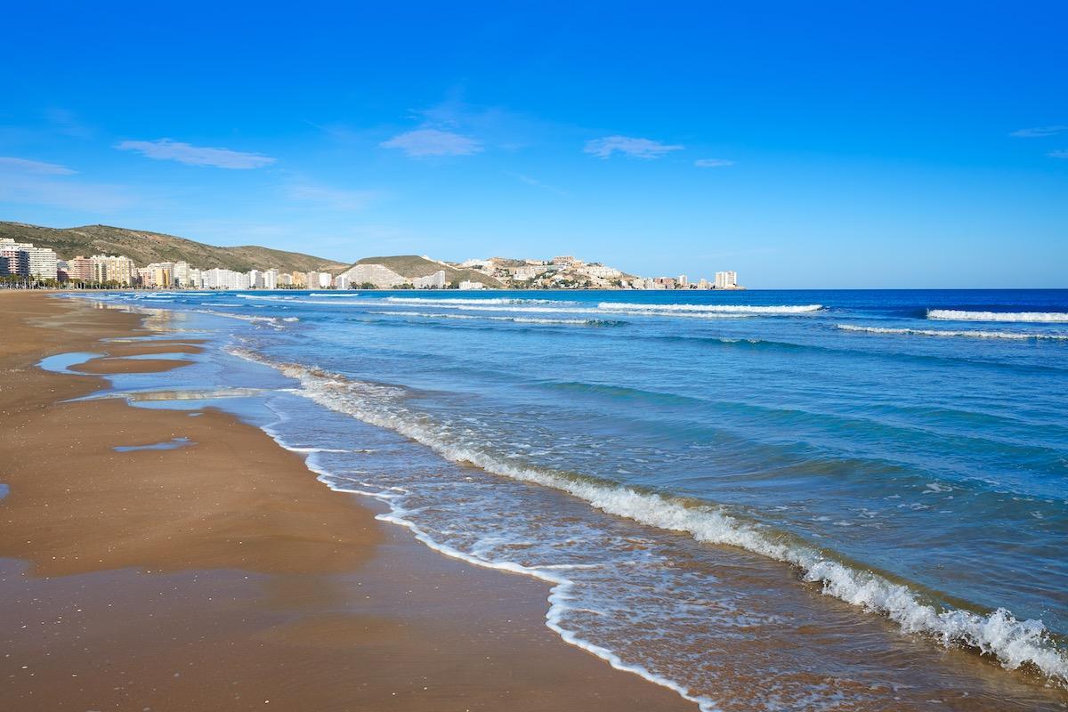 playa san antonio en cullera