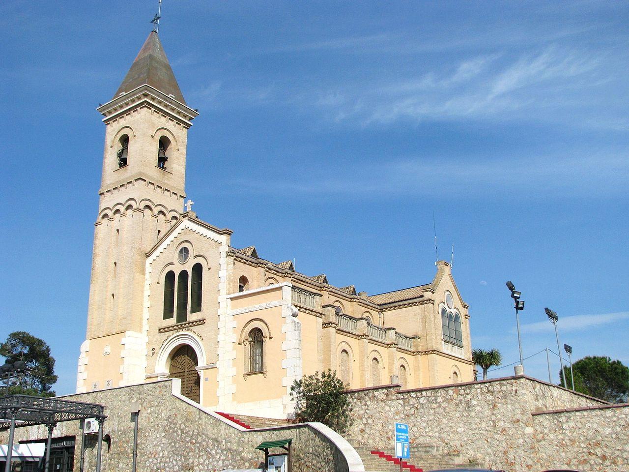 Santuario de Nuestra Señora del Lluch de Alcira