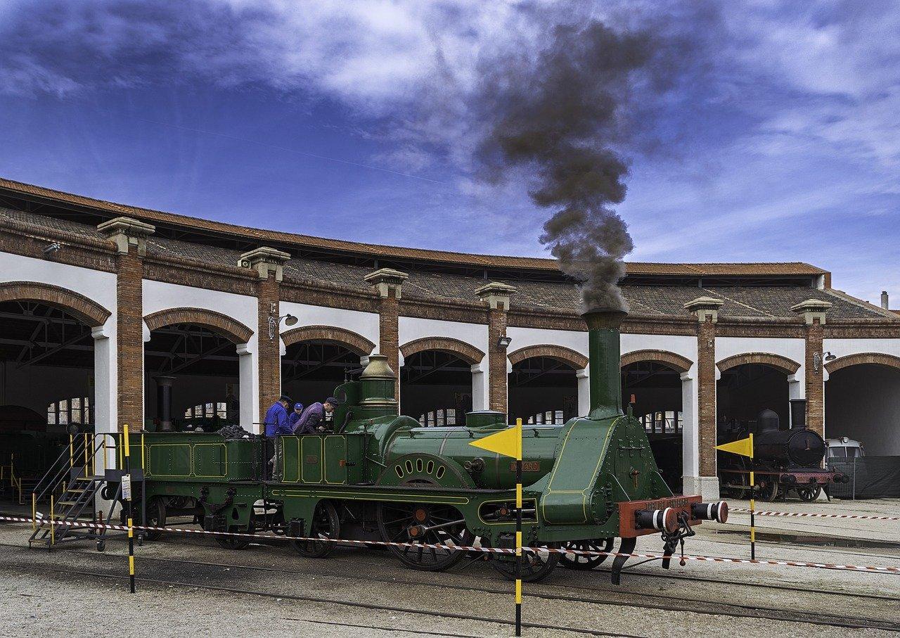 museo ferrocarril vilanova