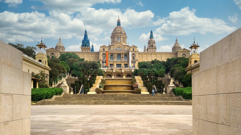 palacio nacional barcelona