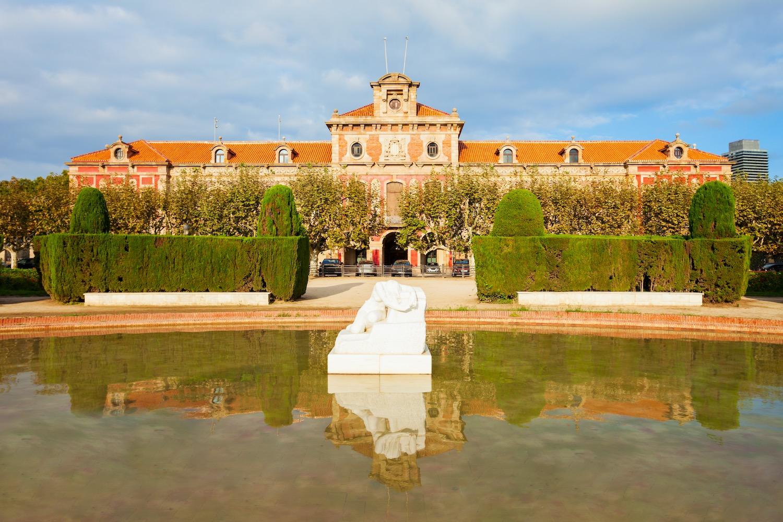 parlamento de barcelona