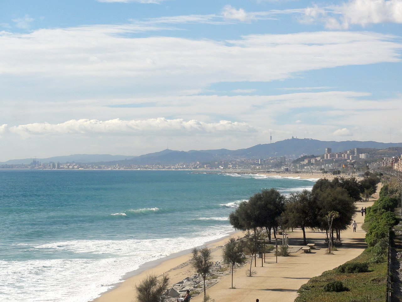 playa de el masnou