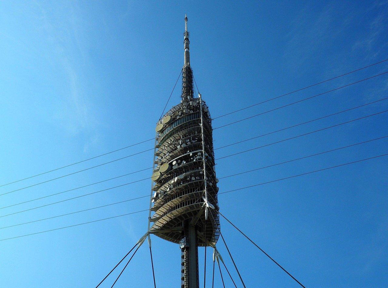 torre de tv collserola