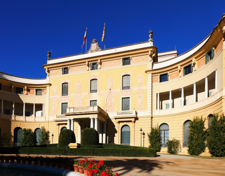 palacio real de pedralbes